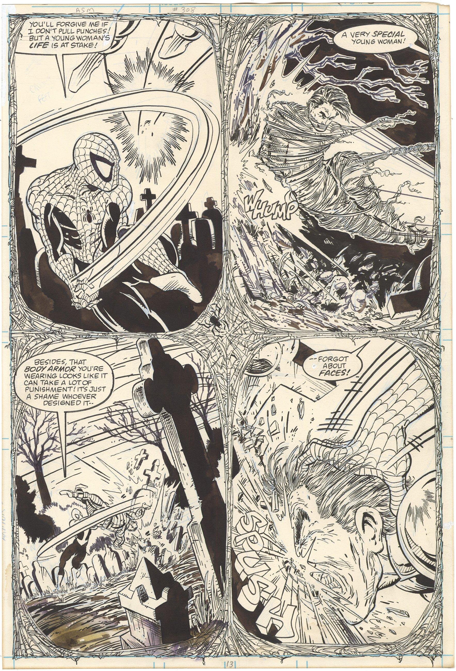 Amazing Spider-Man #308 p13
