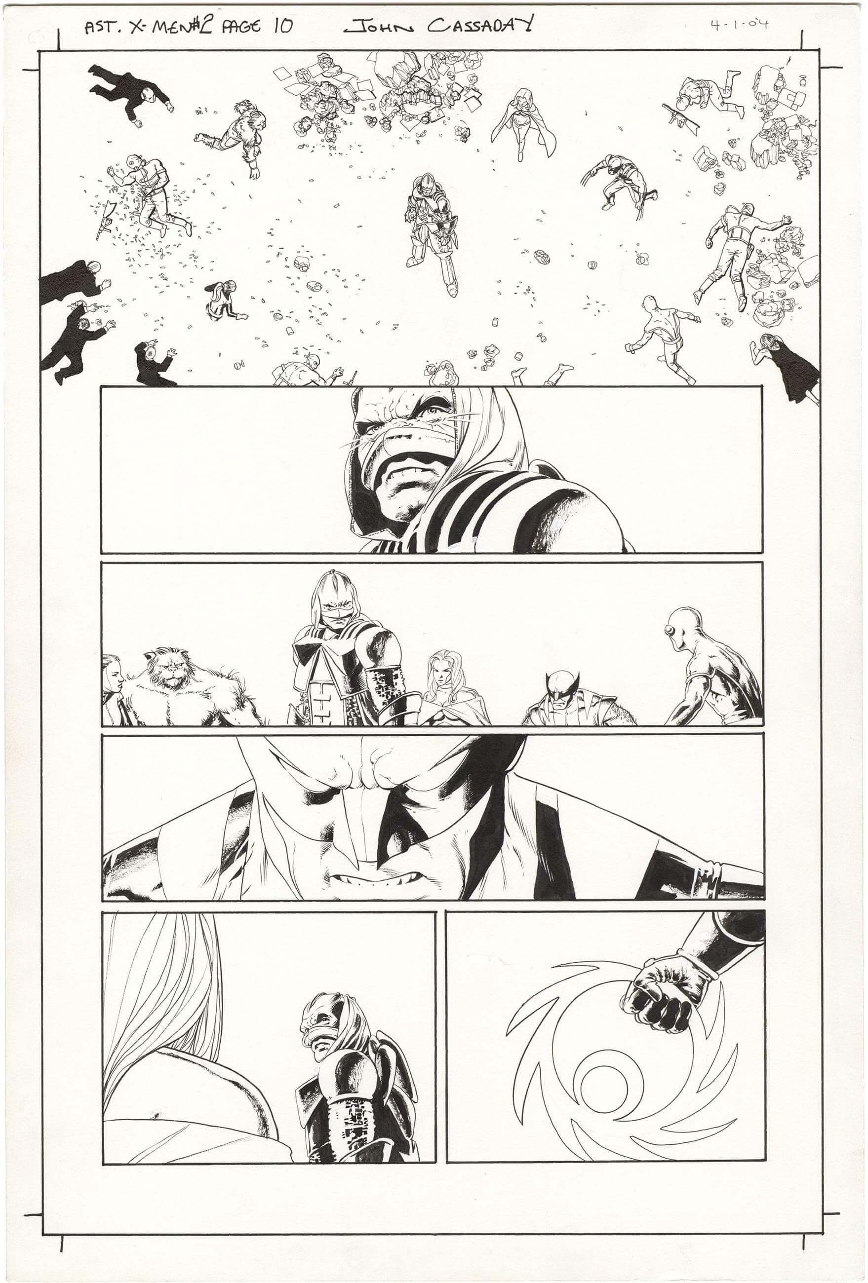 Astonishing X-Men #2 p10