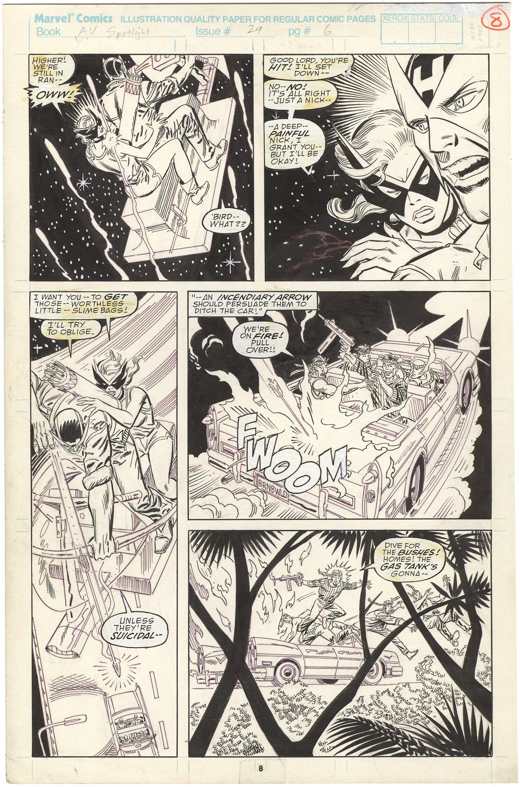Avengers Spotlight #29 p8