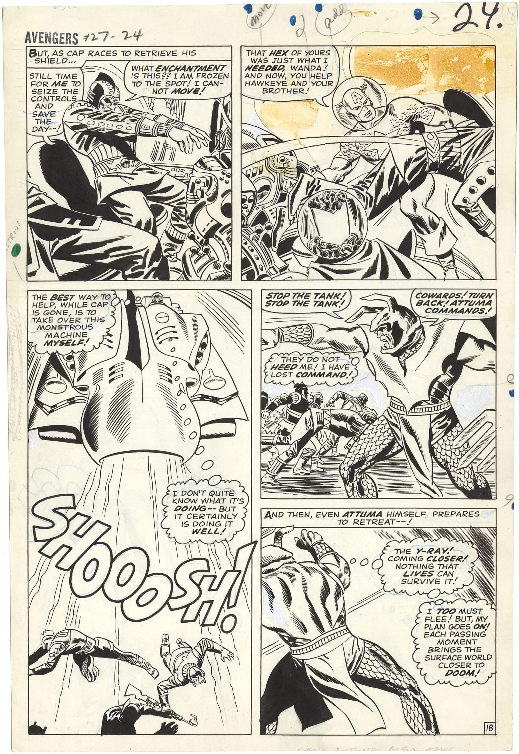 Avengers #27 p18 (Large Art)