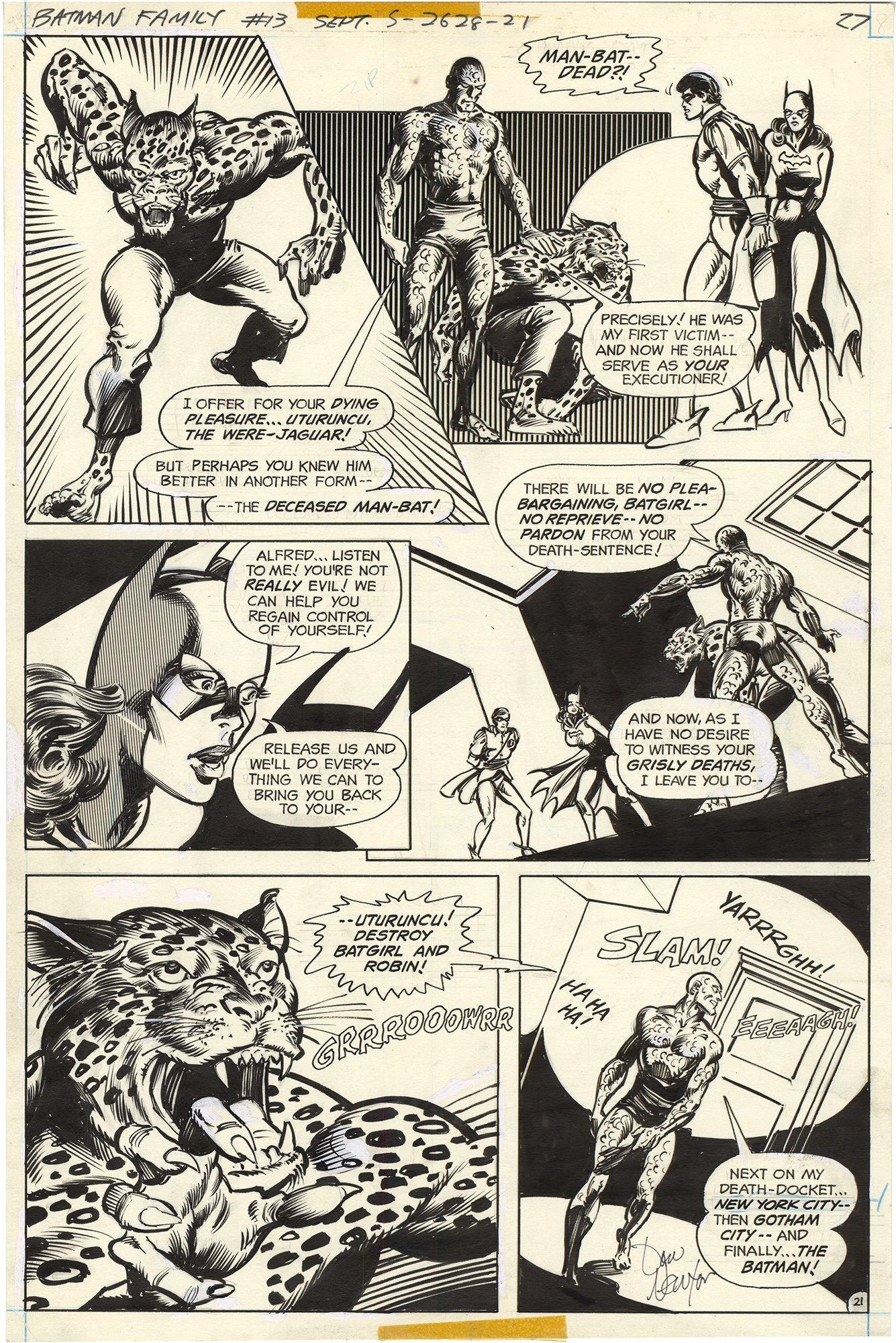 Batman Family #13 p21