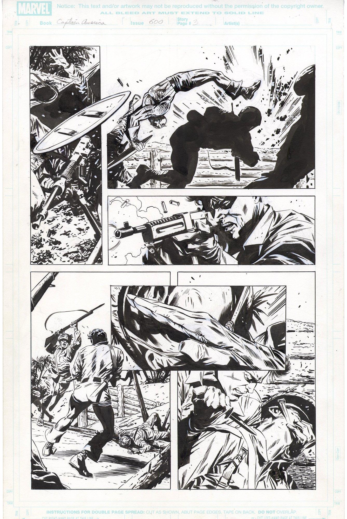 Captain America #600 p3
