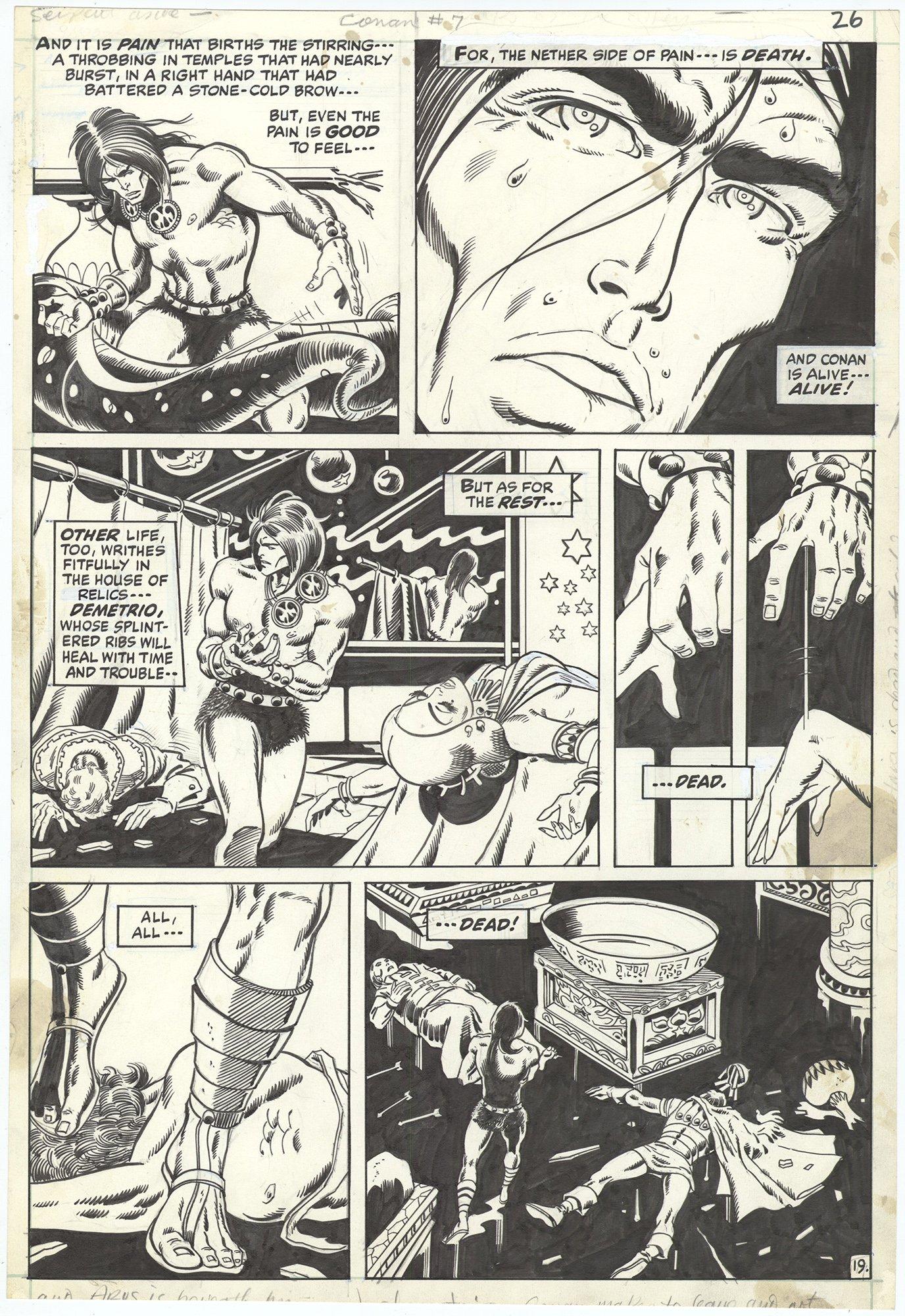 Conan the Barbarian, #7 p19