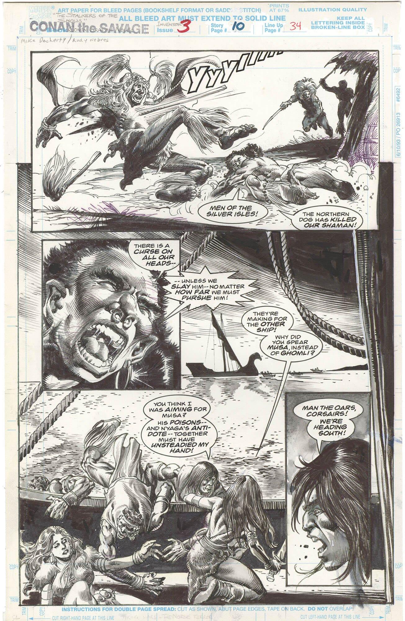 Conan the Savage #3 p10