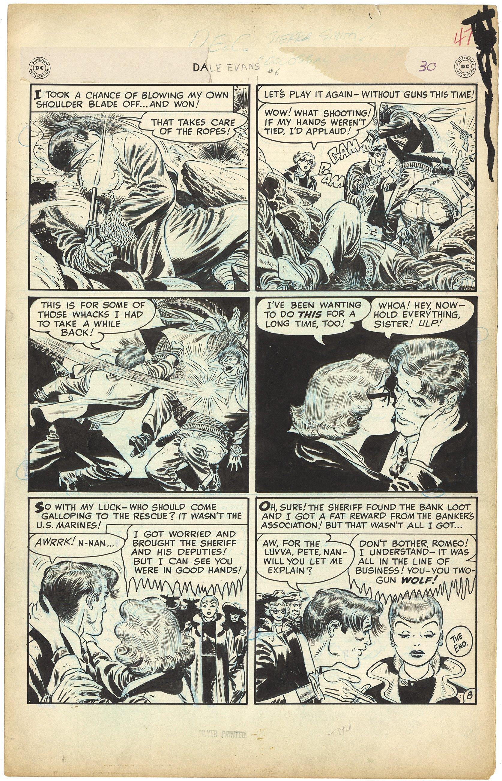 Dale Evans #6 p8 (Large Art)