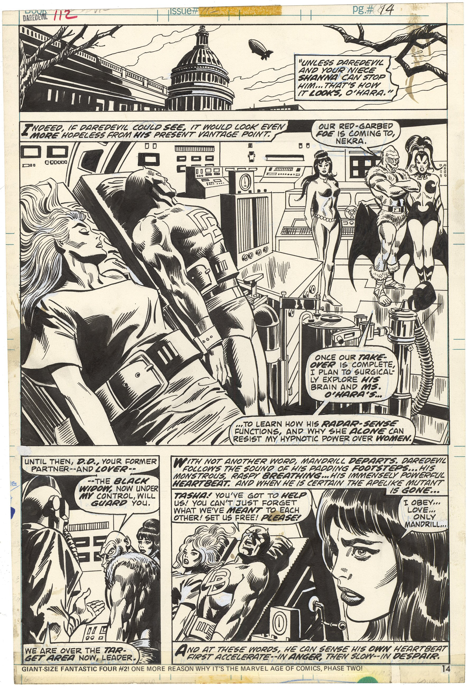 Daredevil #112 p14