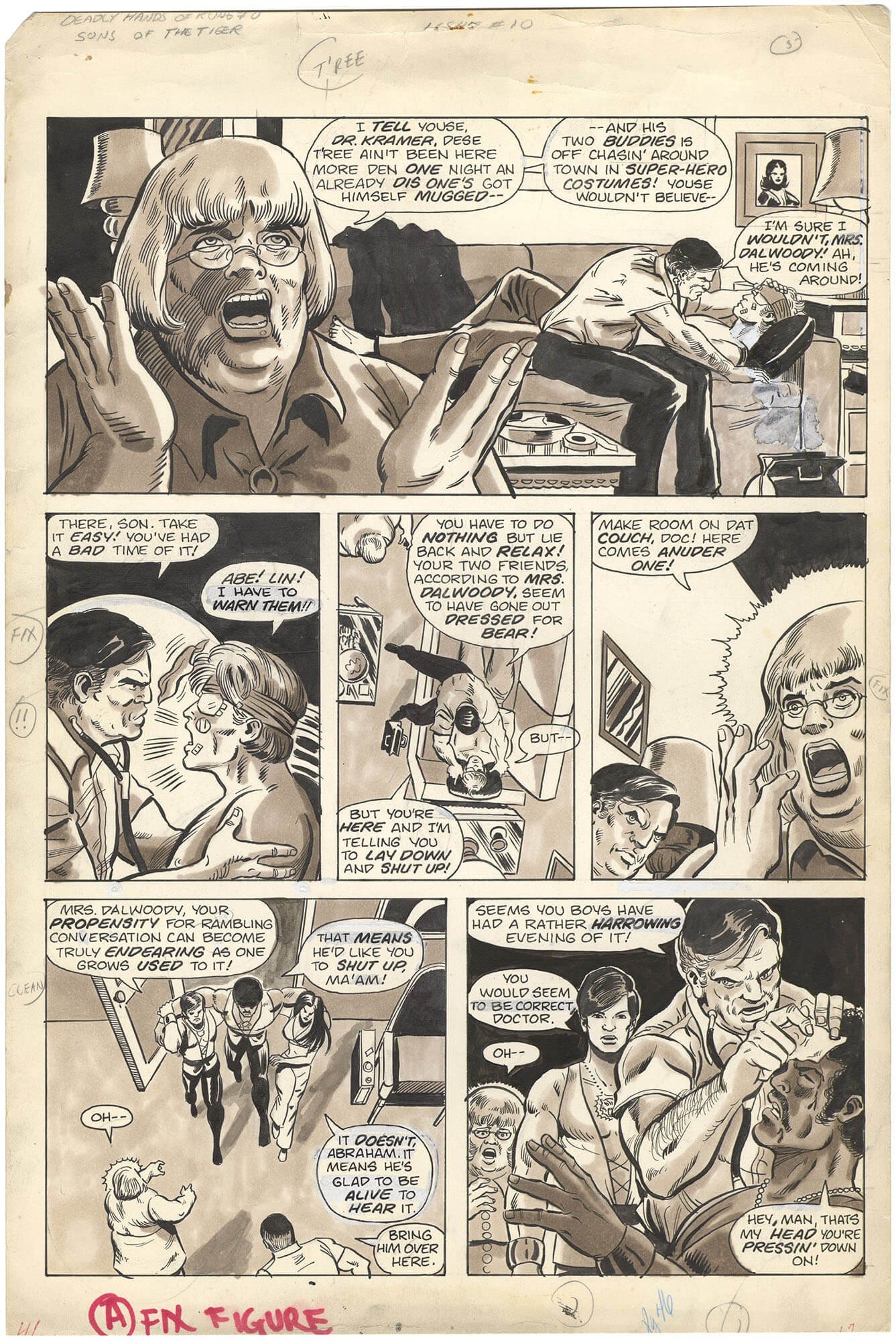 Deadly Hands of Kung-Fu #10 p46