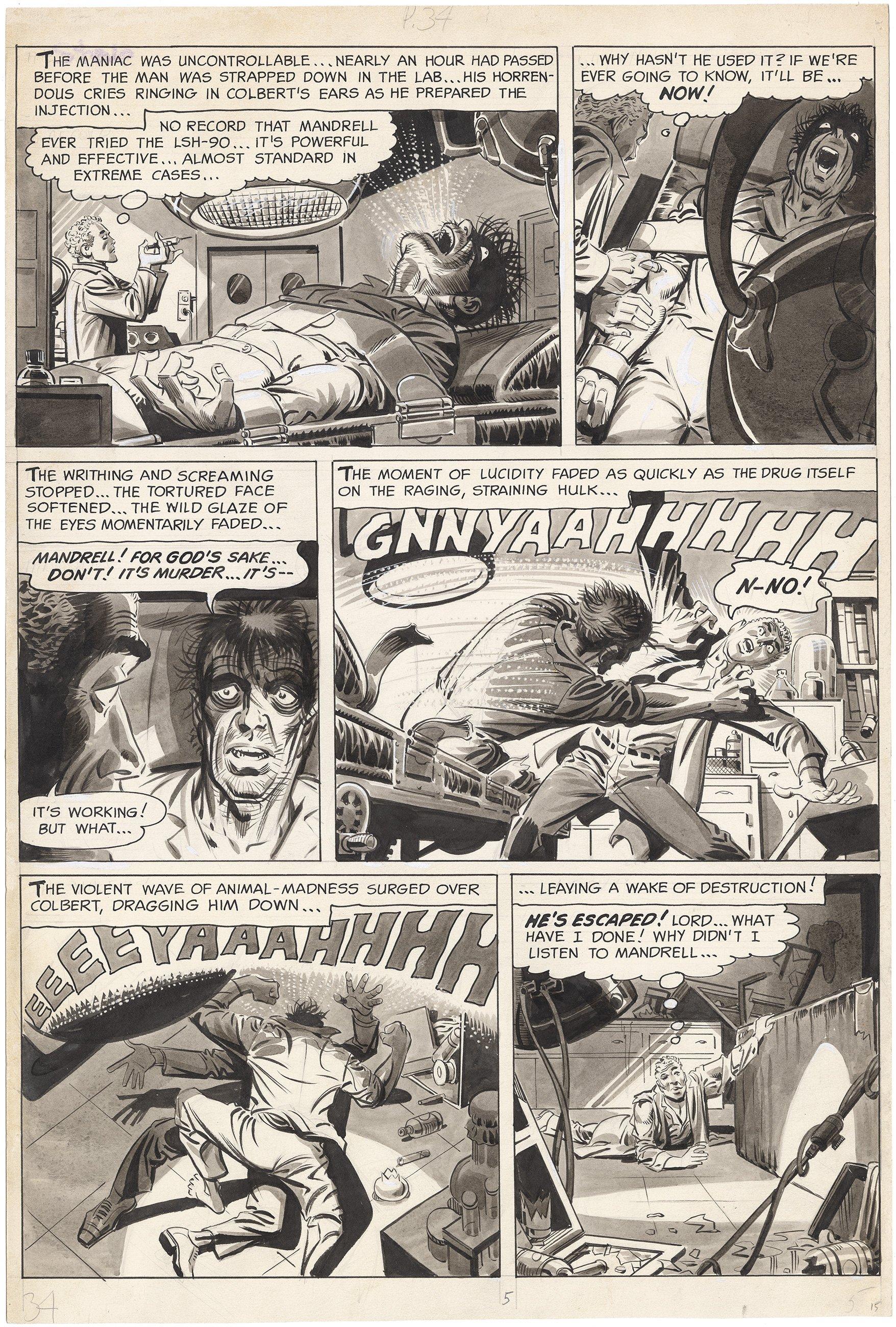 Eerie, Yearbook 1970 p5