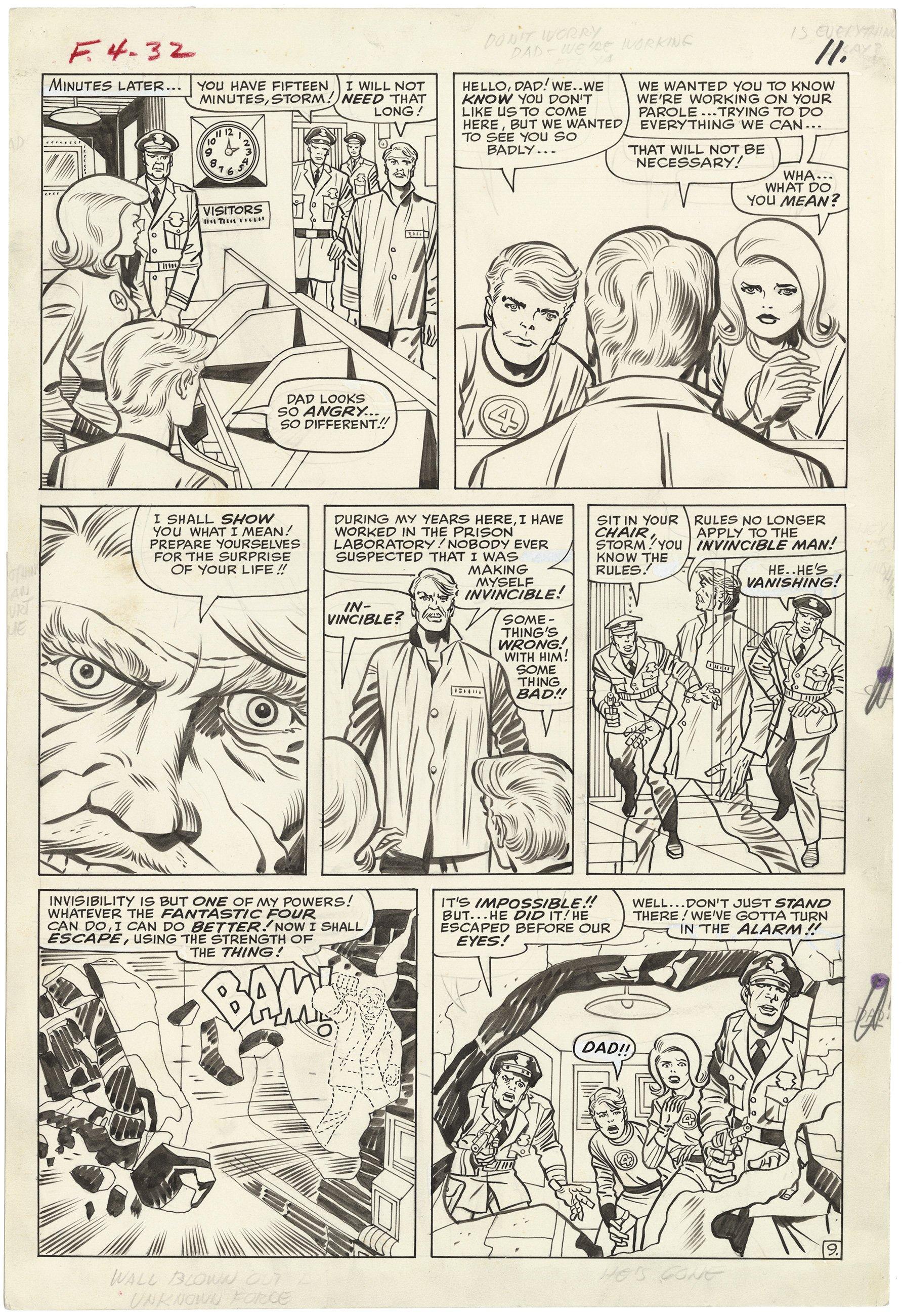 Fantastic Four #32 p9