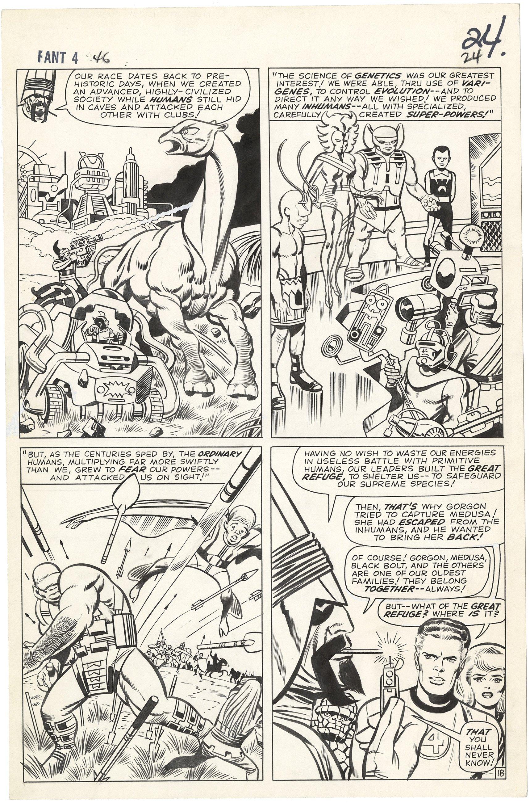 Fantastic Four #46 p18
