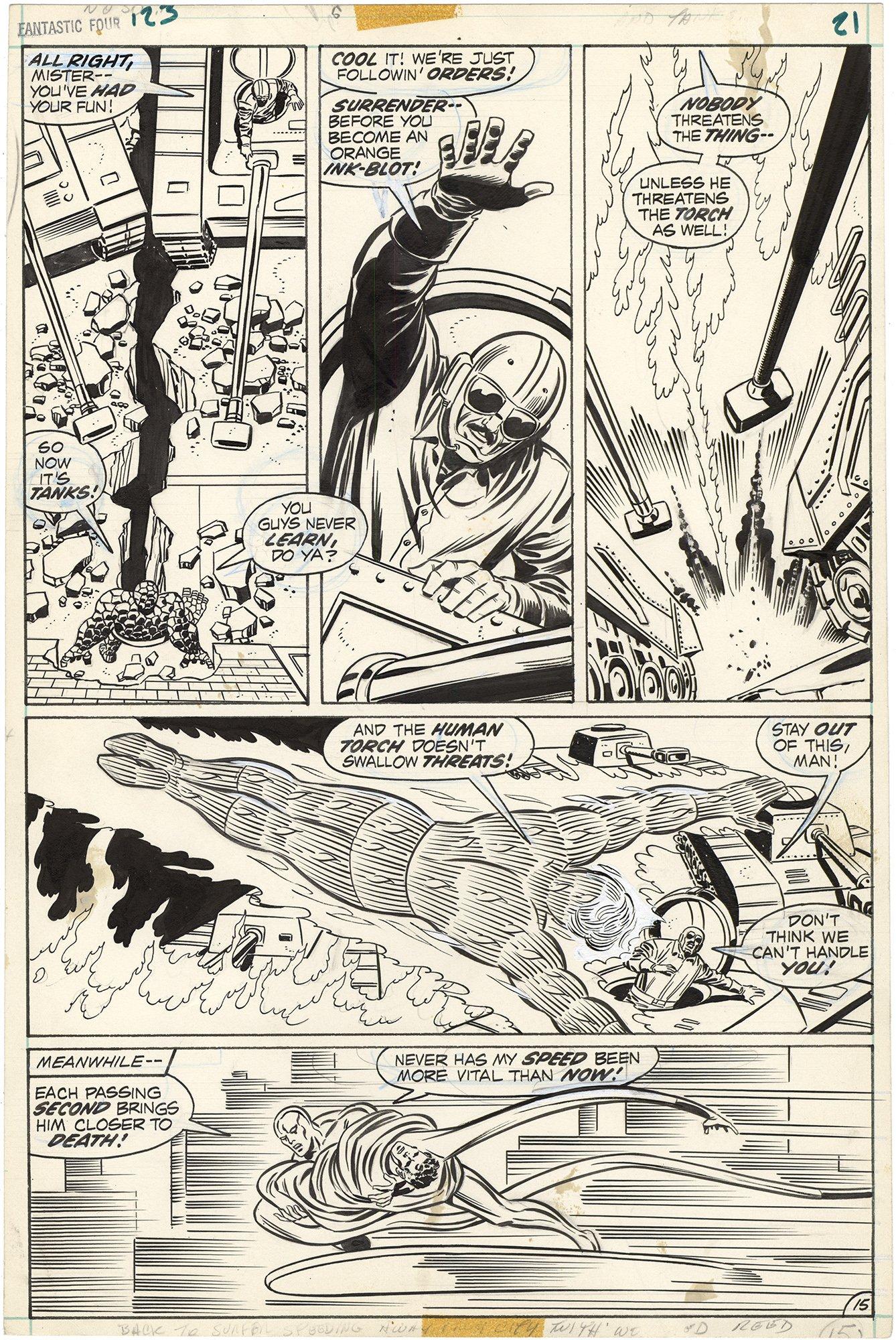 Fantastic Four  #123 p15