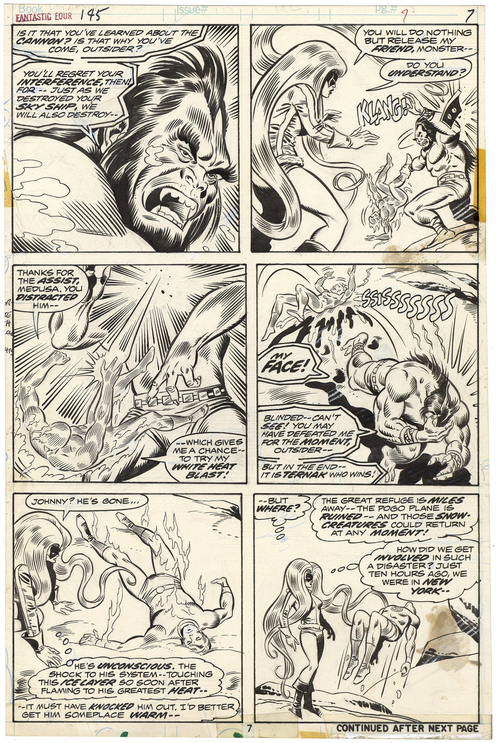 Fantastic Four #145 p7