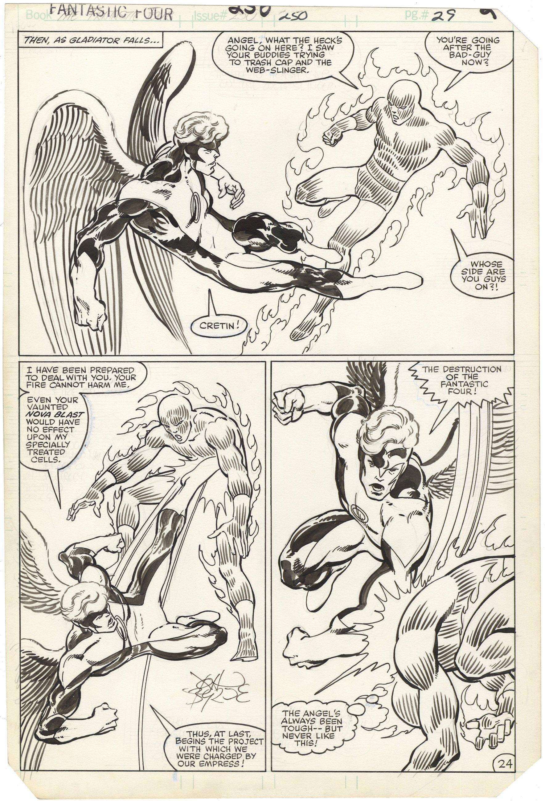 Fantastic Four #250 p24