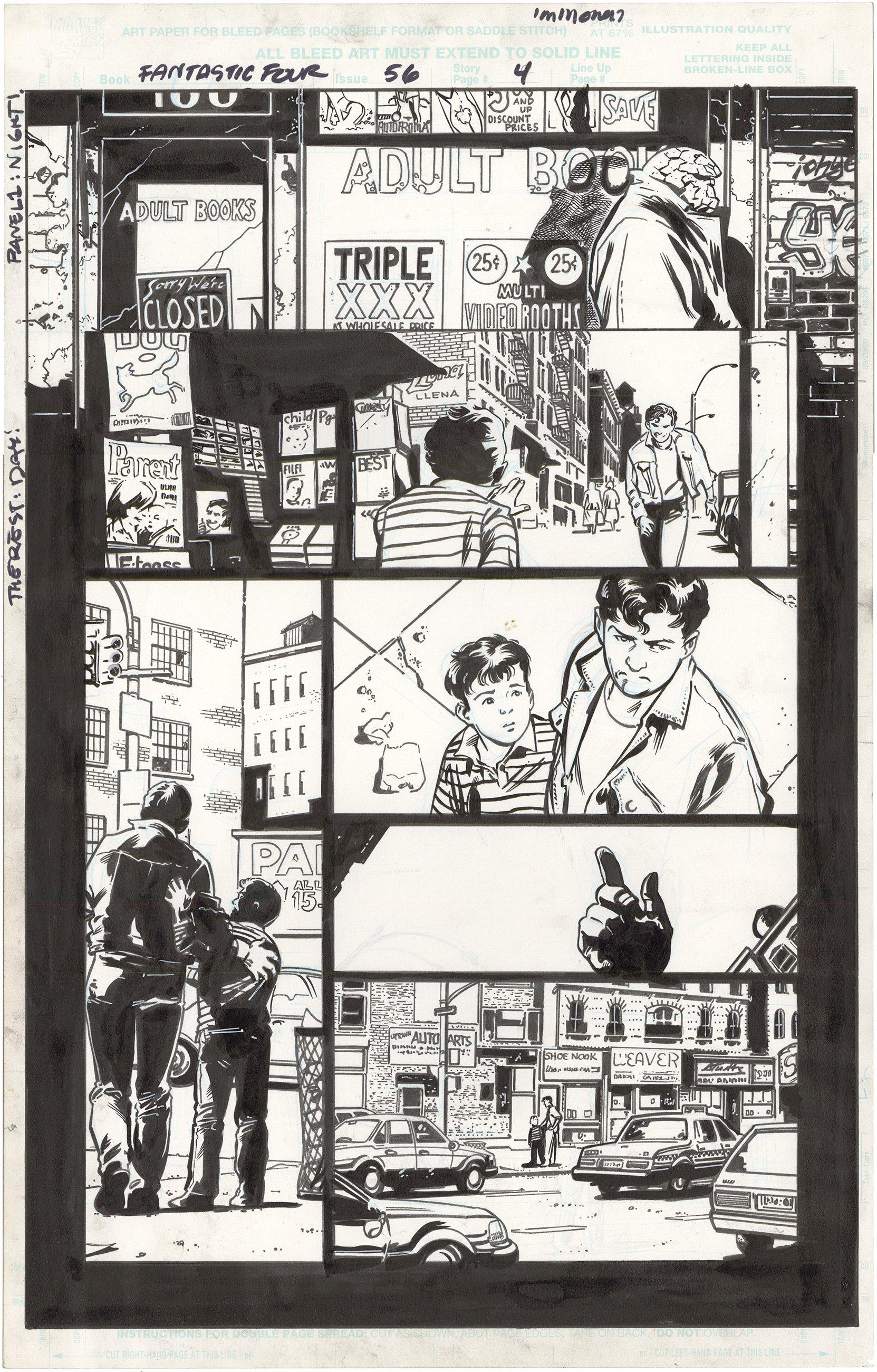Fantastic Four #485 (56) p4