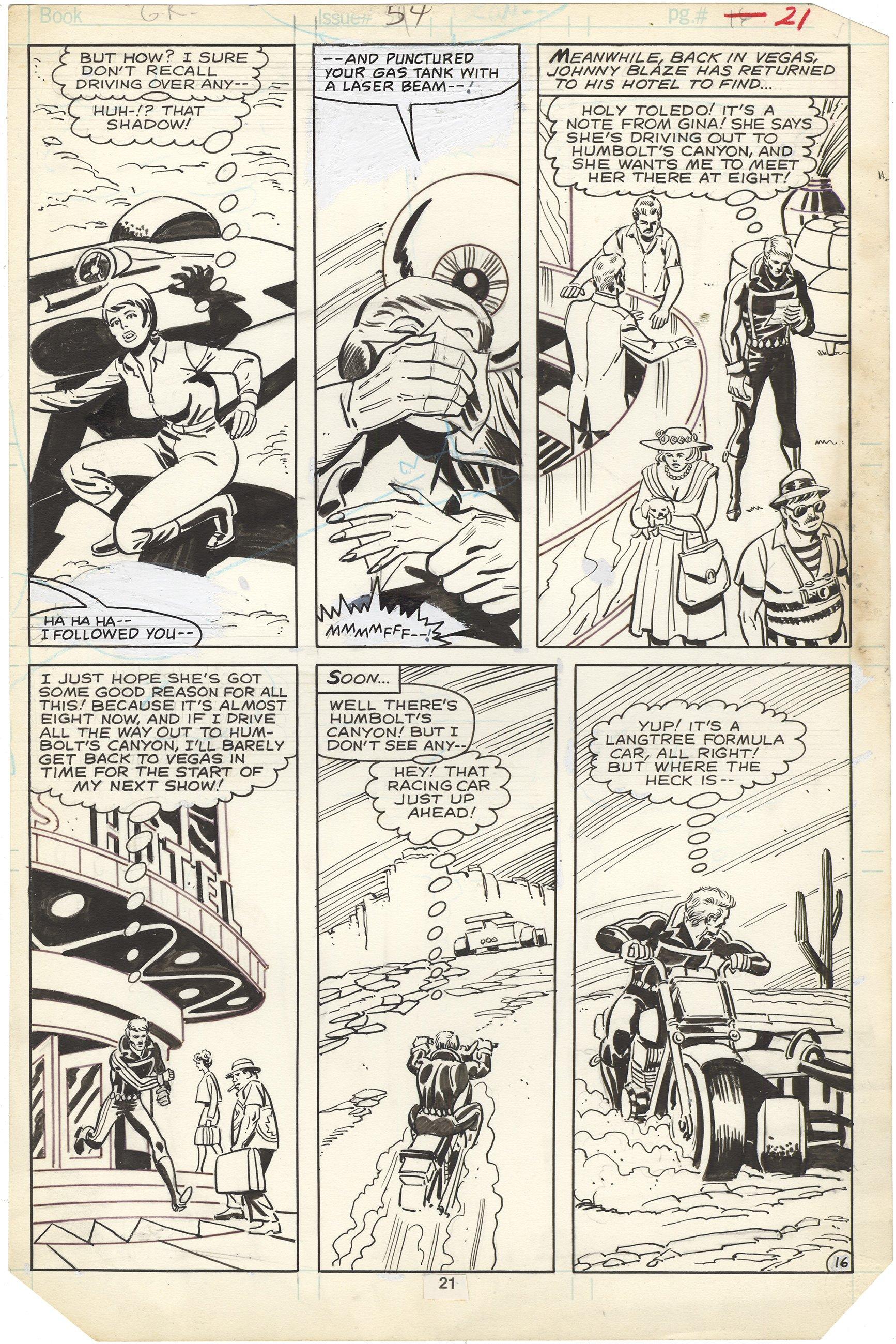 Ghost Rider #54 p21