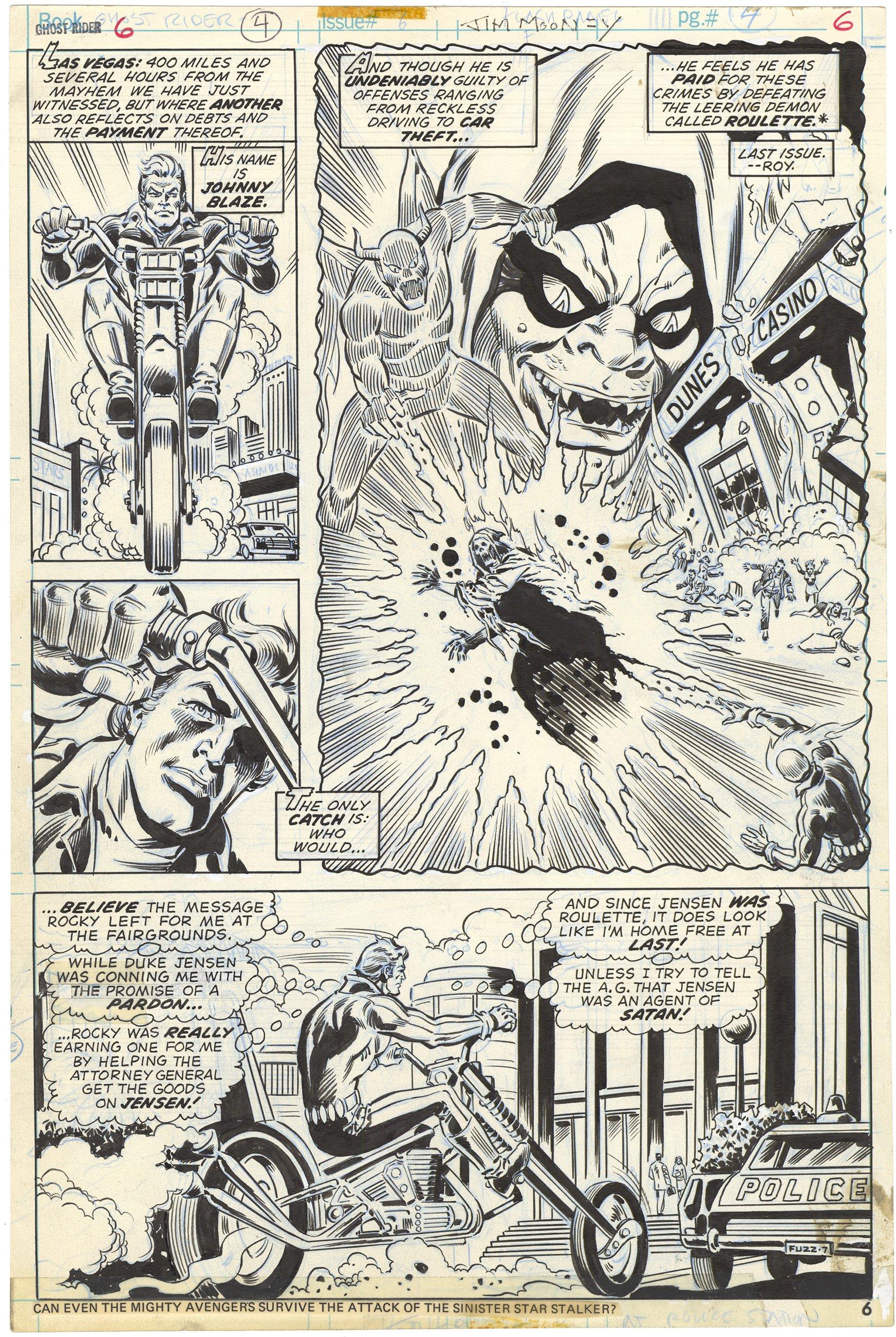 Ghost Rider #6 p6