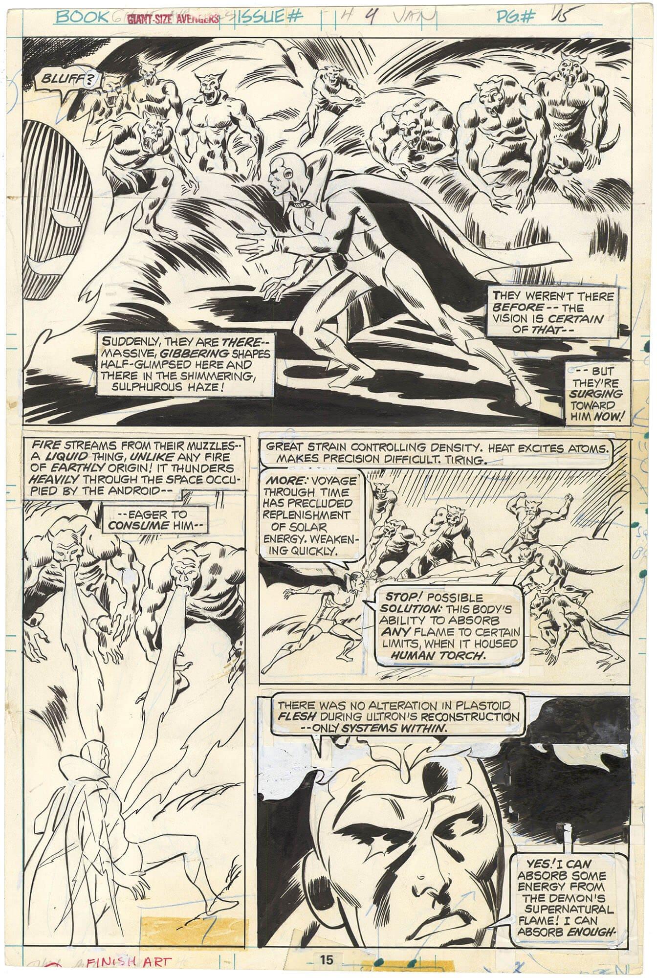 Giant-Size Avengers #4 p15 (Half Splash)