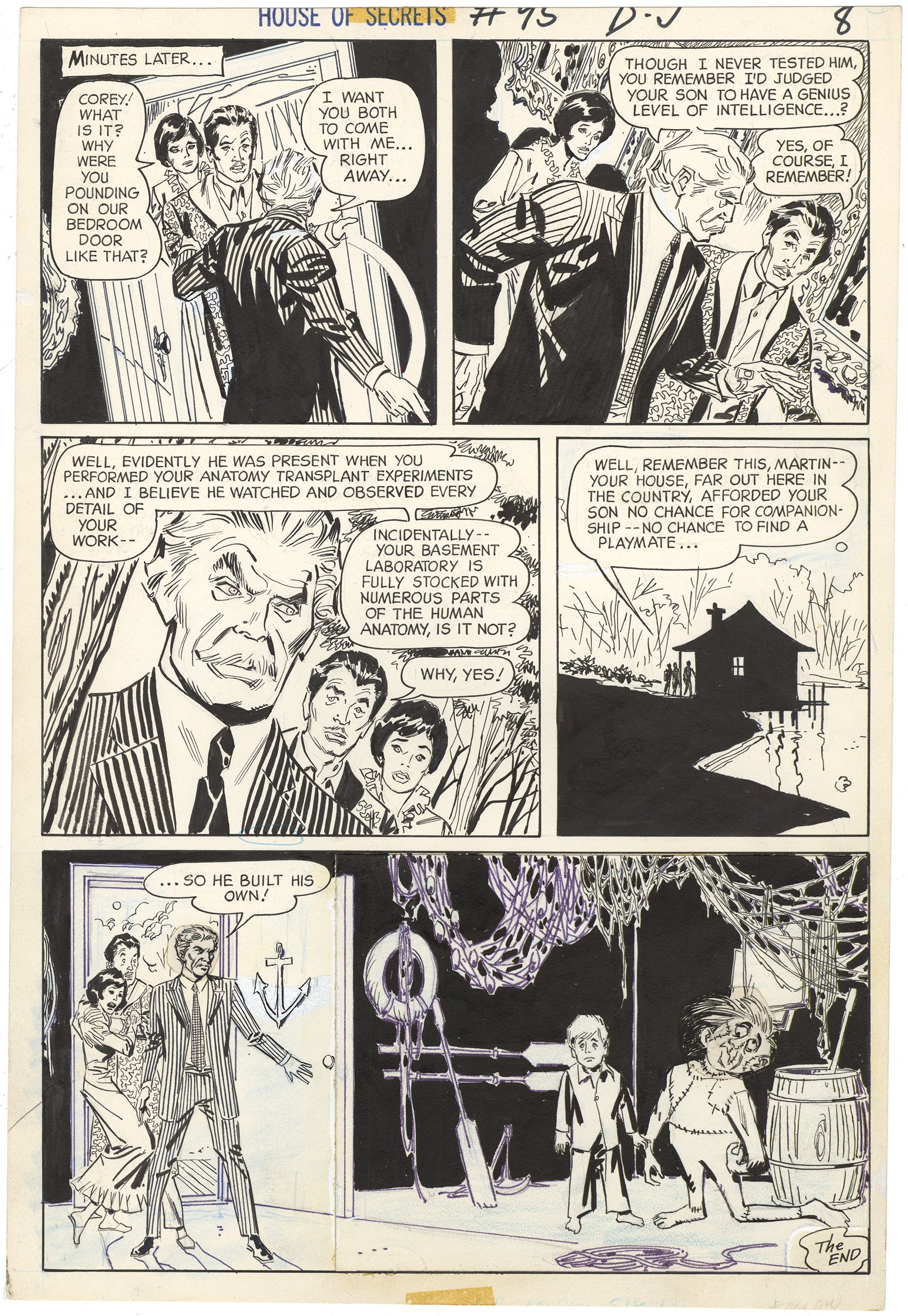 House of Secrets #95 p8