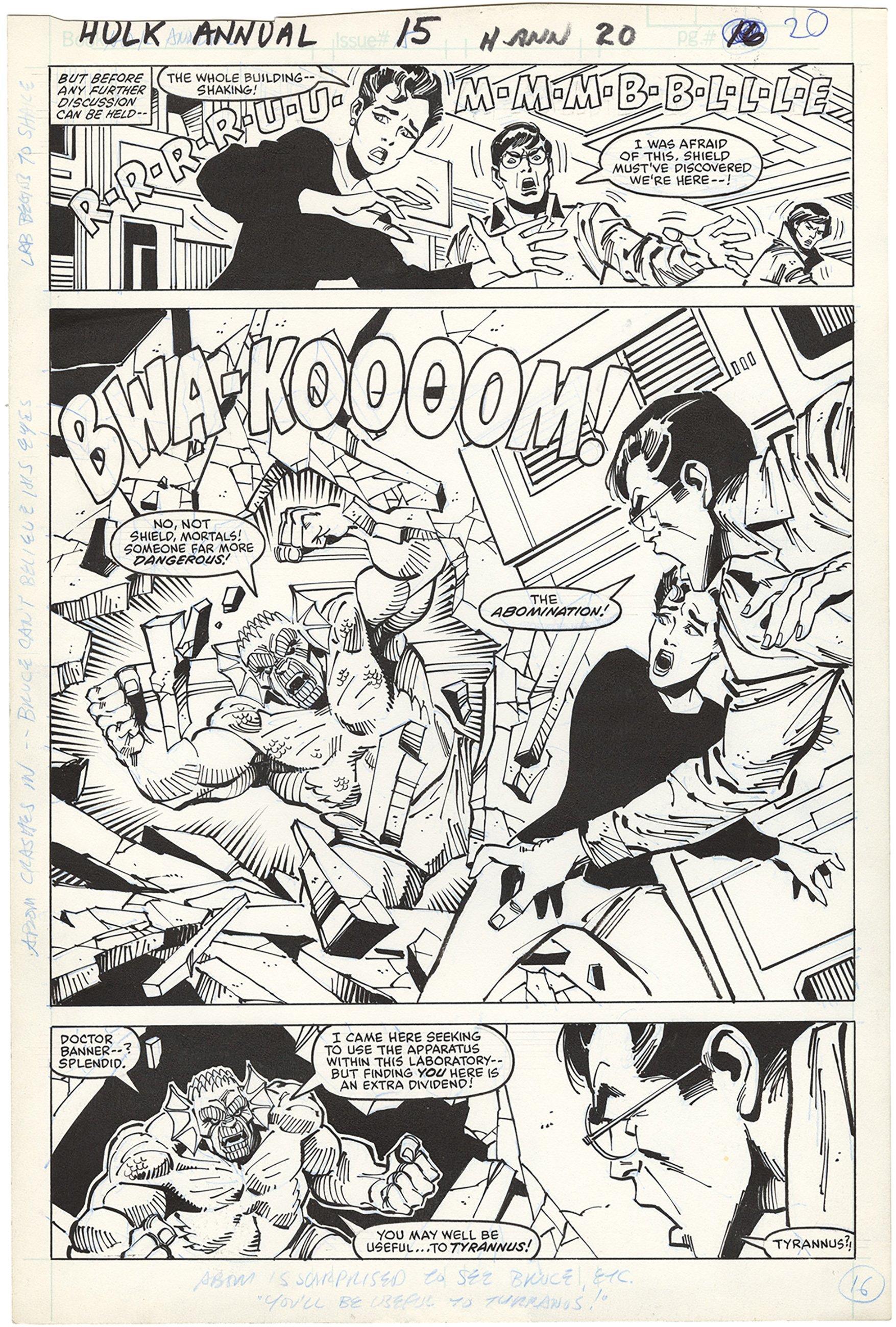 Incredible Hulk Annual #15 p20