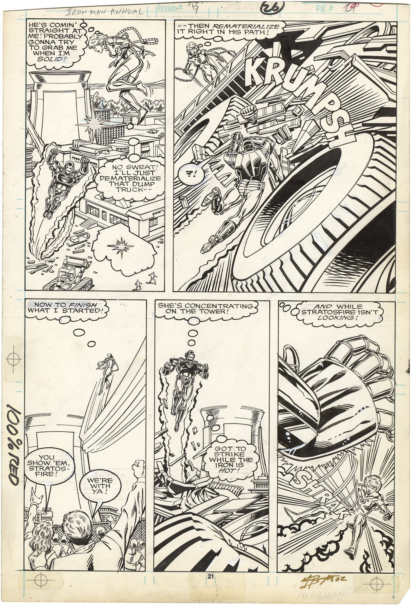 Iron Man Annual #9 p21