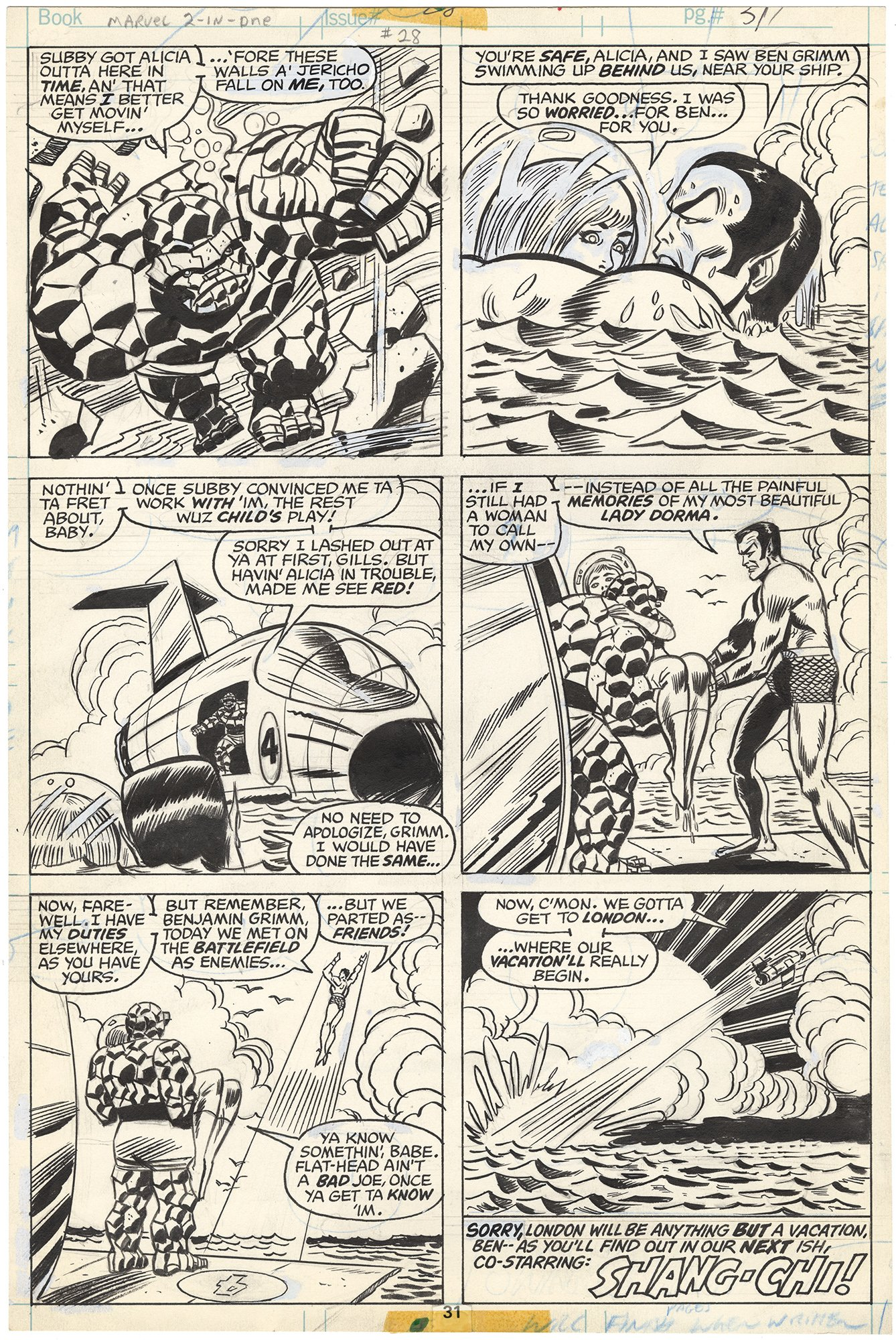 Marvel Two-in-One #28 p31