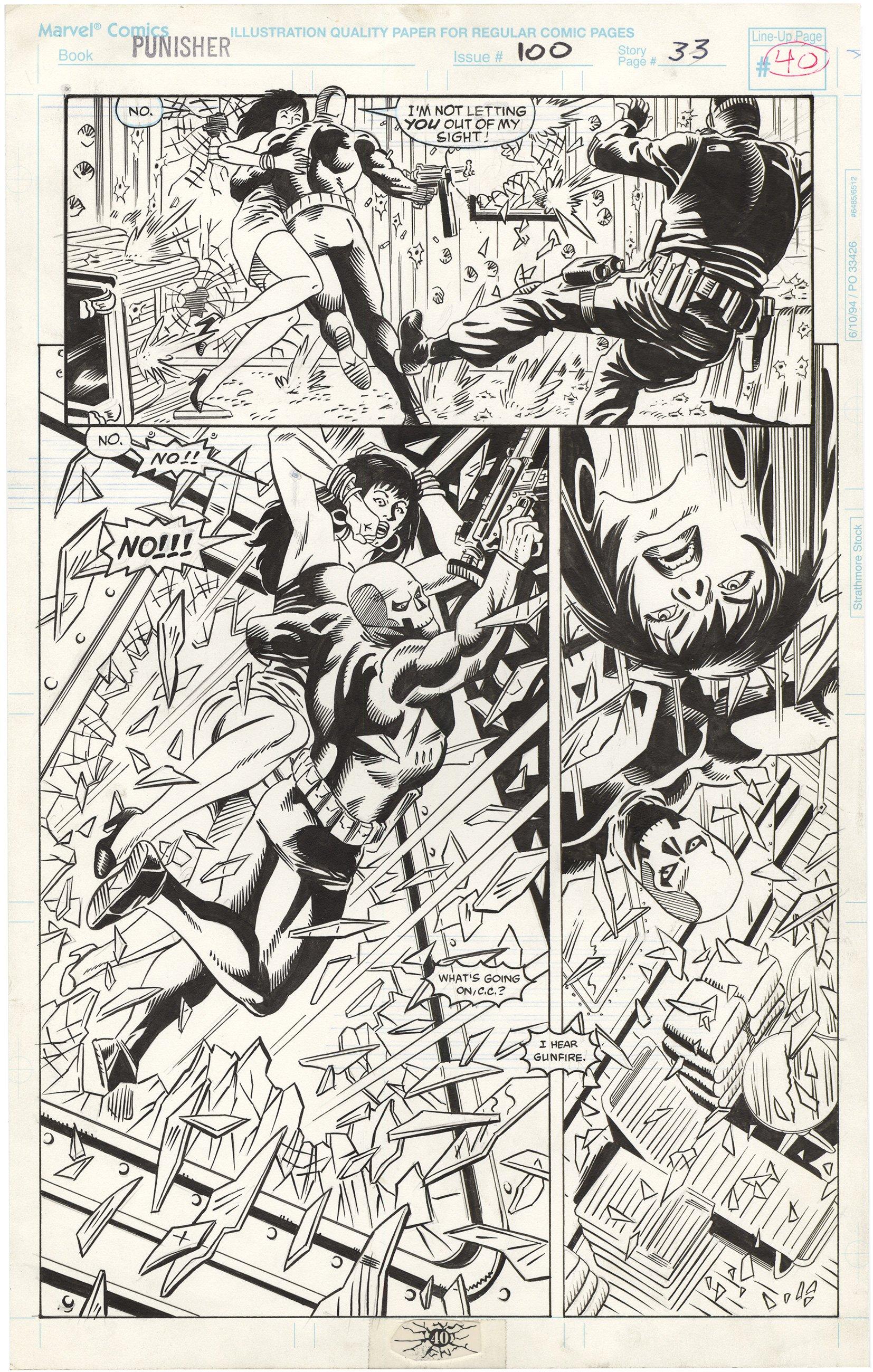 Punisher #100 p40