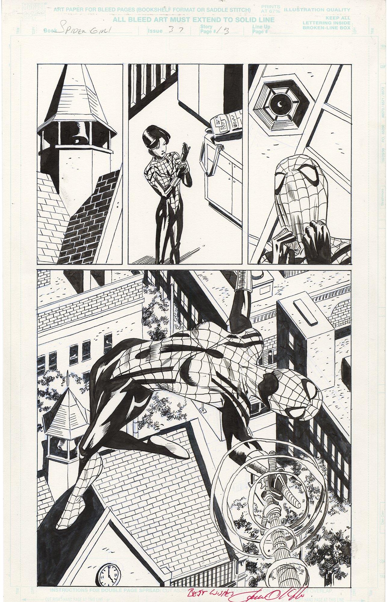 Spider-Girl #37 p13