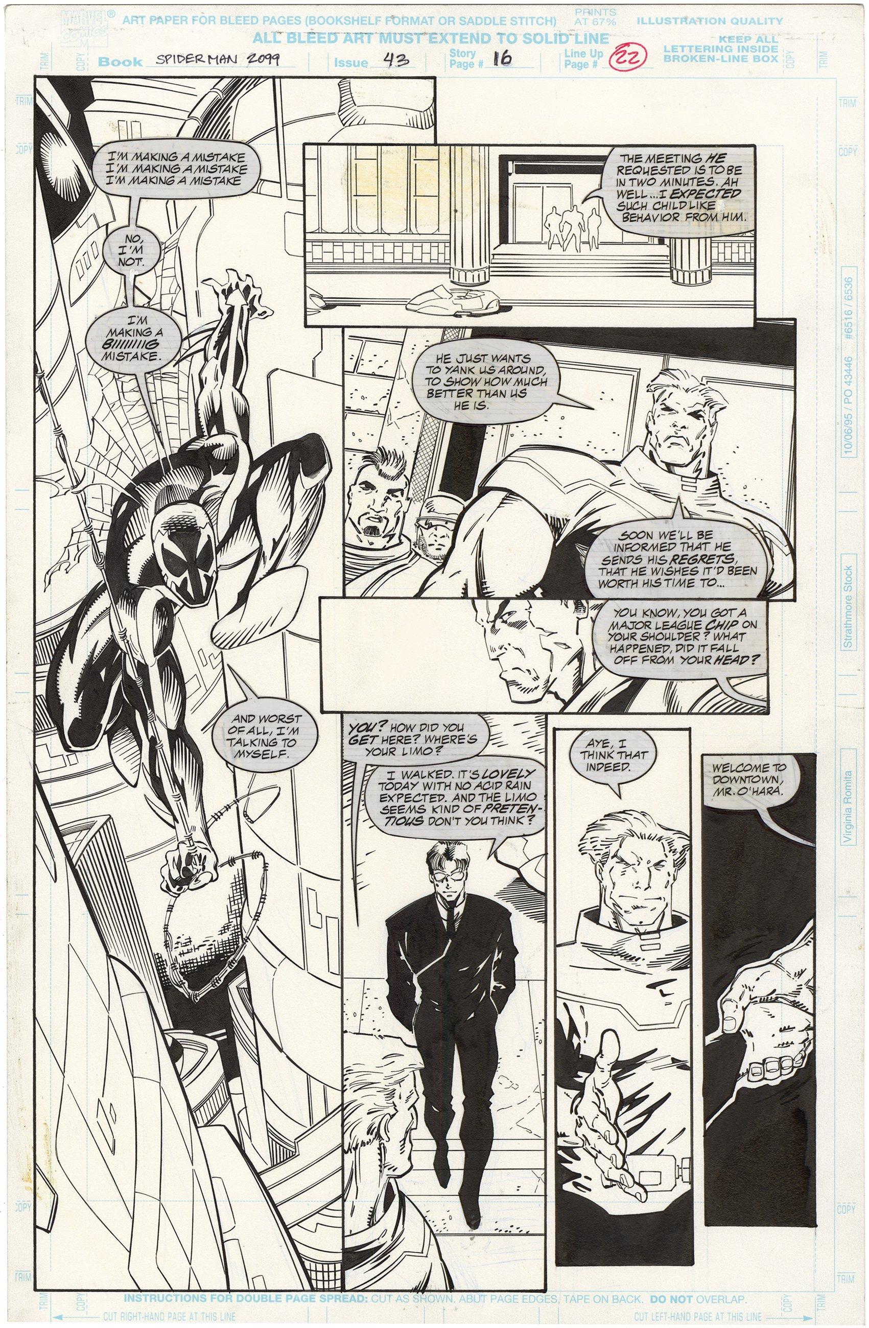 Spider-Man 2099 #43 p16