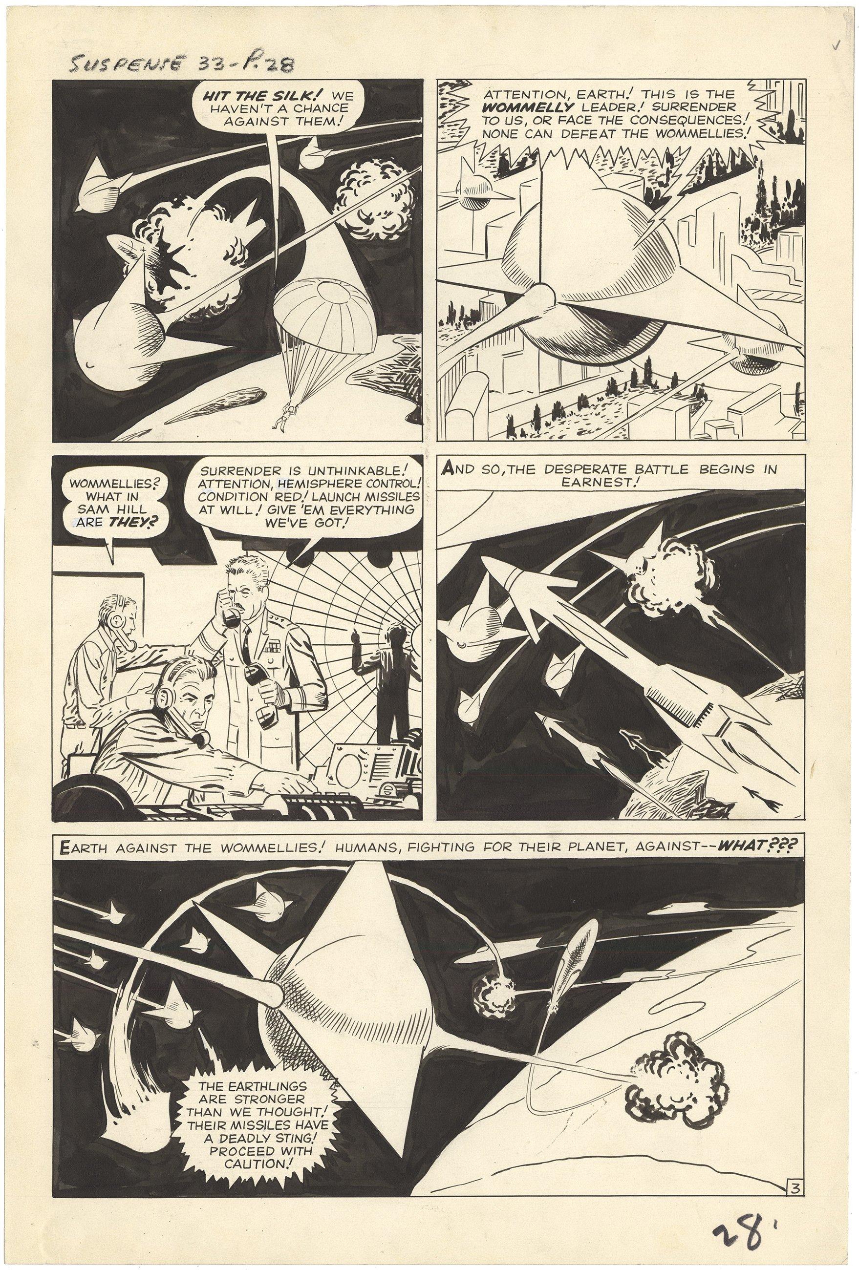 Tales of Suspense #33 p3 (Large Art)