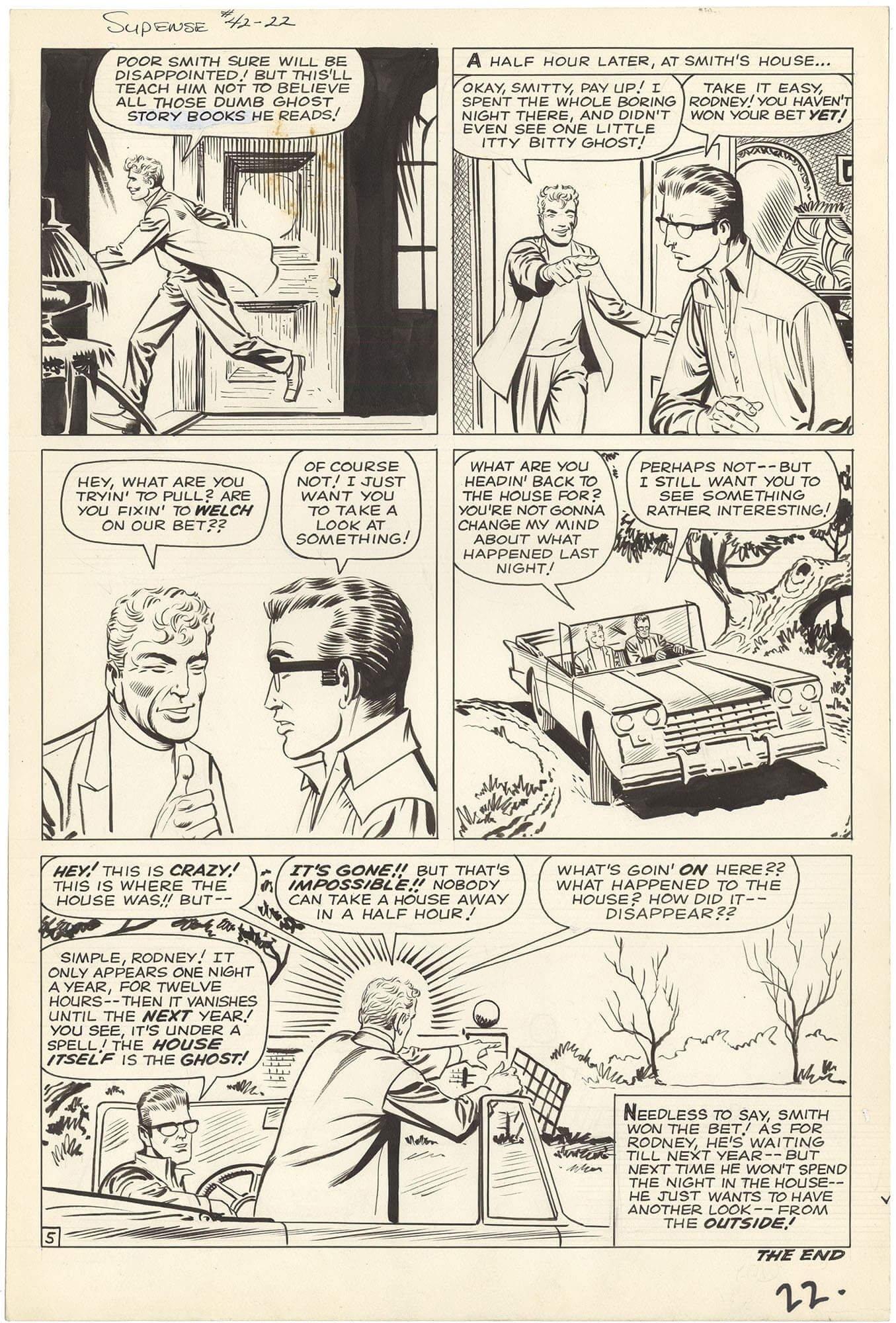 Tales of Suspense #42 p5 (Last Page)