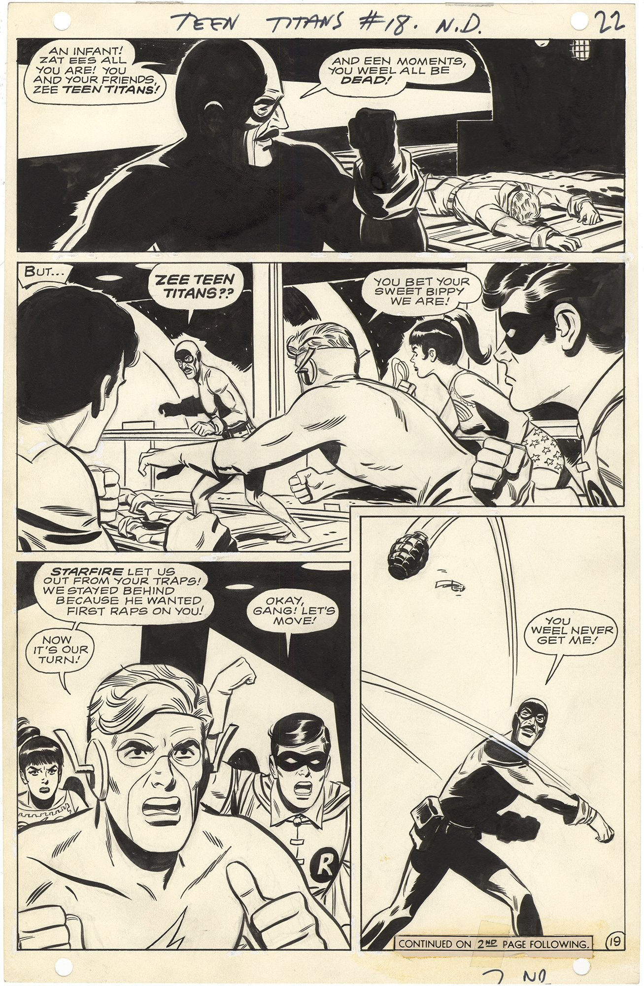 Teen Titans #18 p19