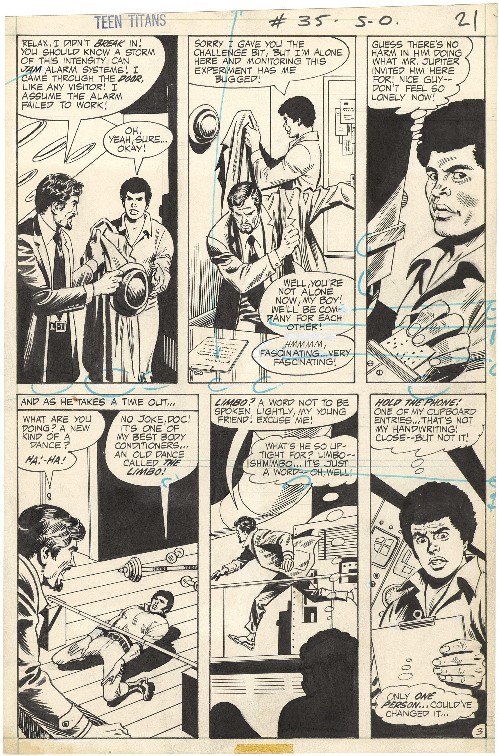 Teen Titans #35 p3