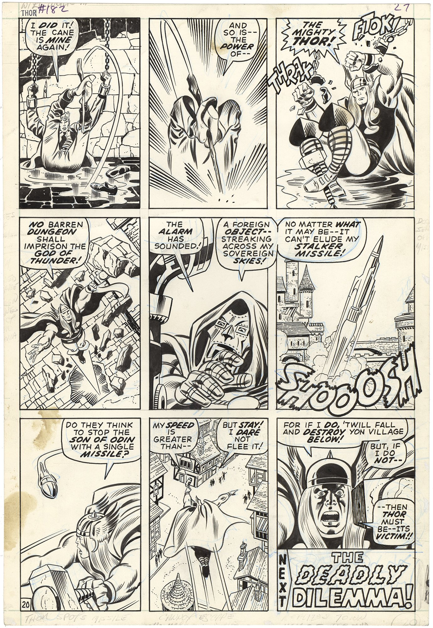 Thor #182 p20