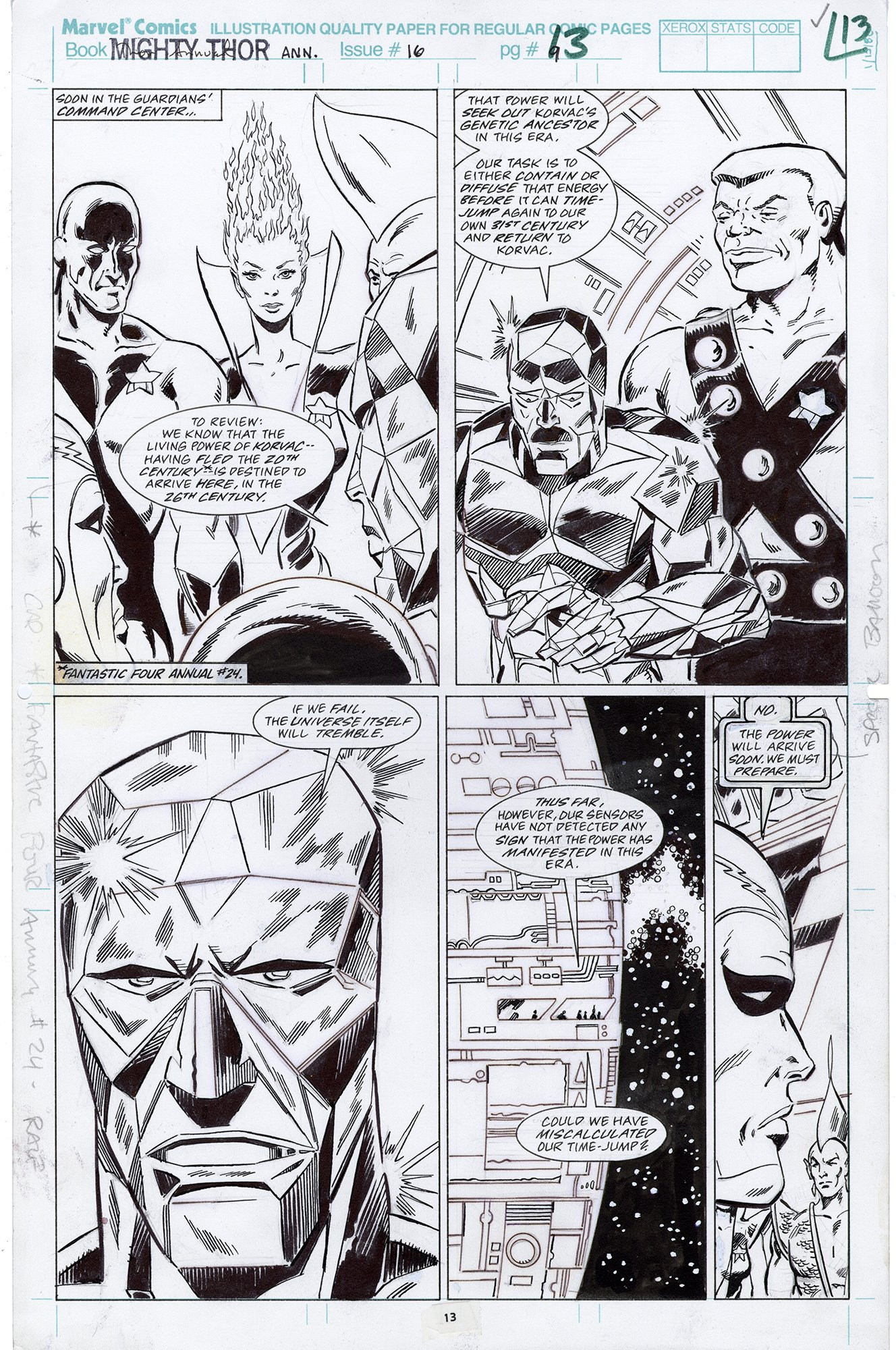 Mighty Thor Annual #16 p13