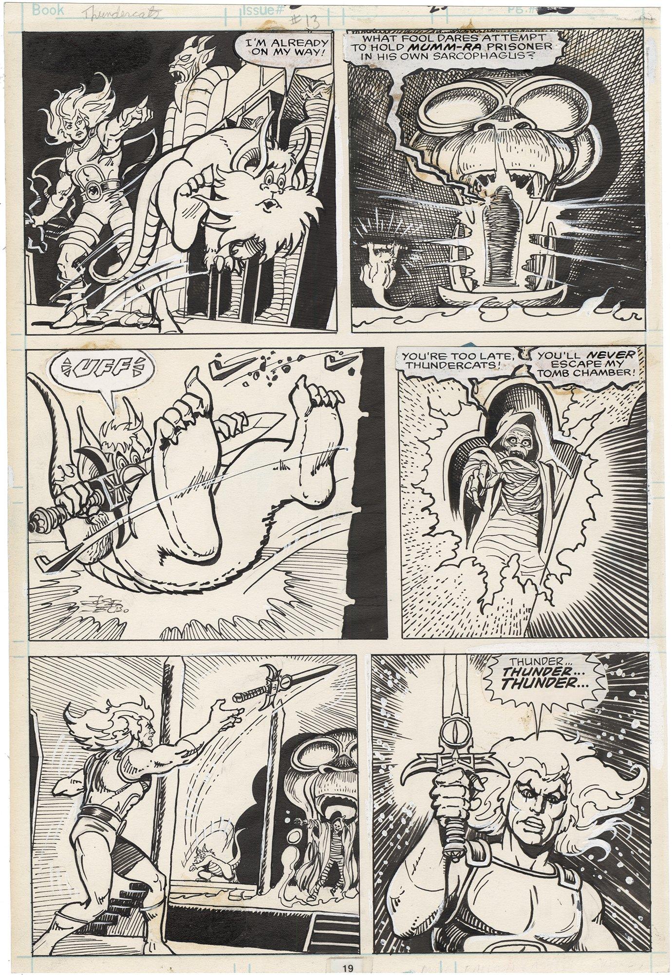 Thundercats #13 p19