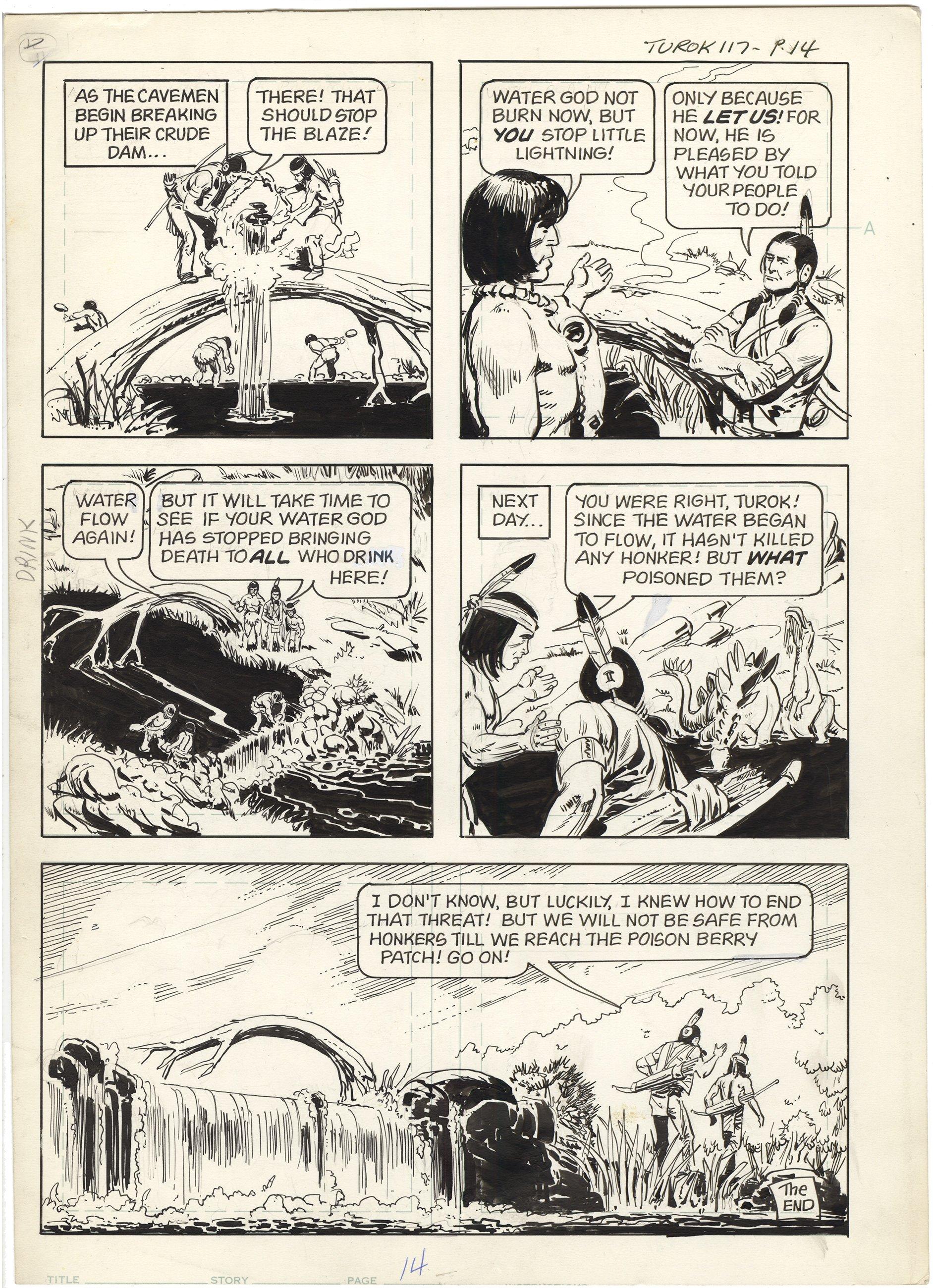 Turok, Son of Stone #117 p14