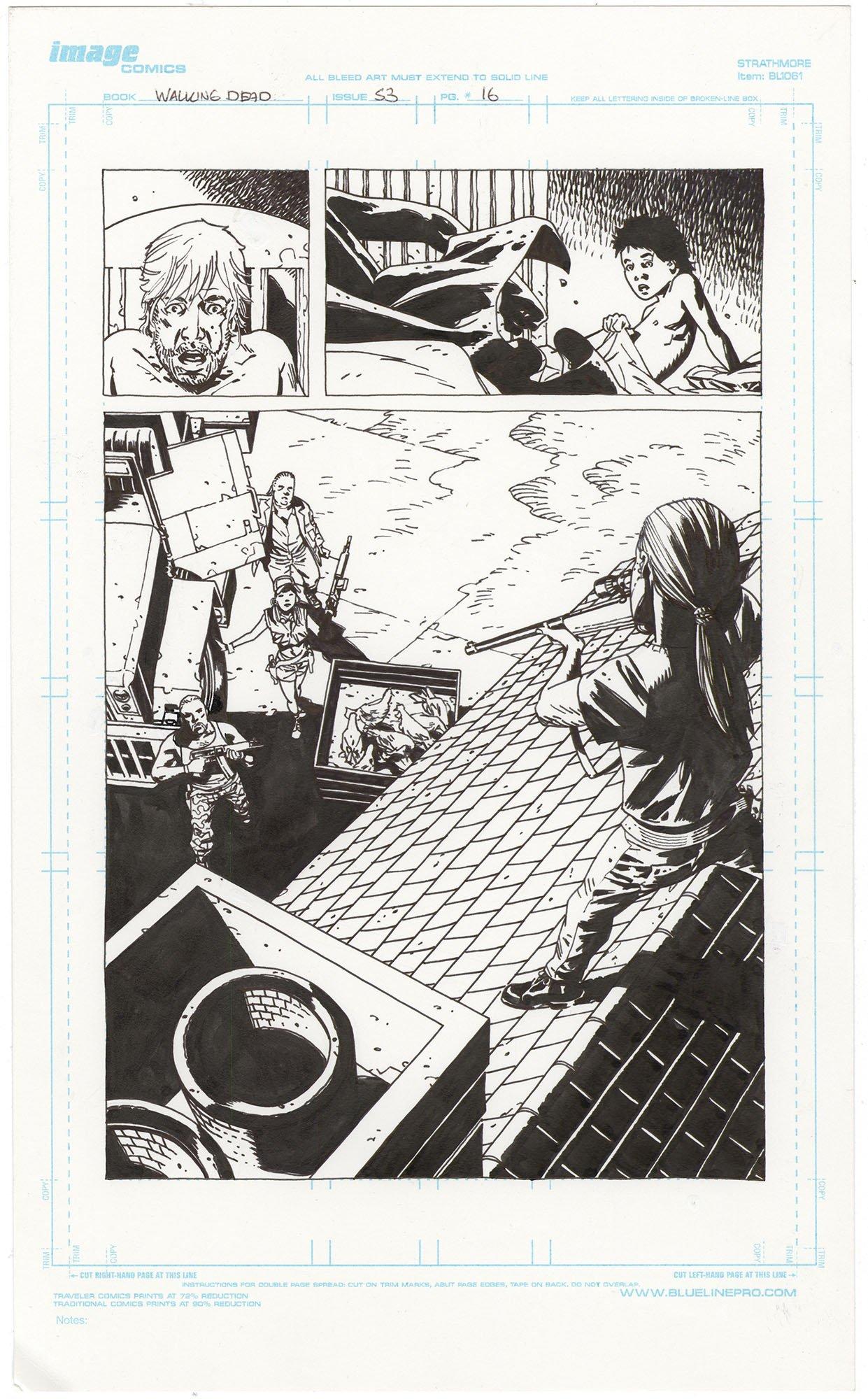 Walking Dead #53 p16 (Splash)