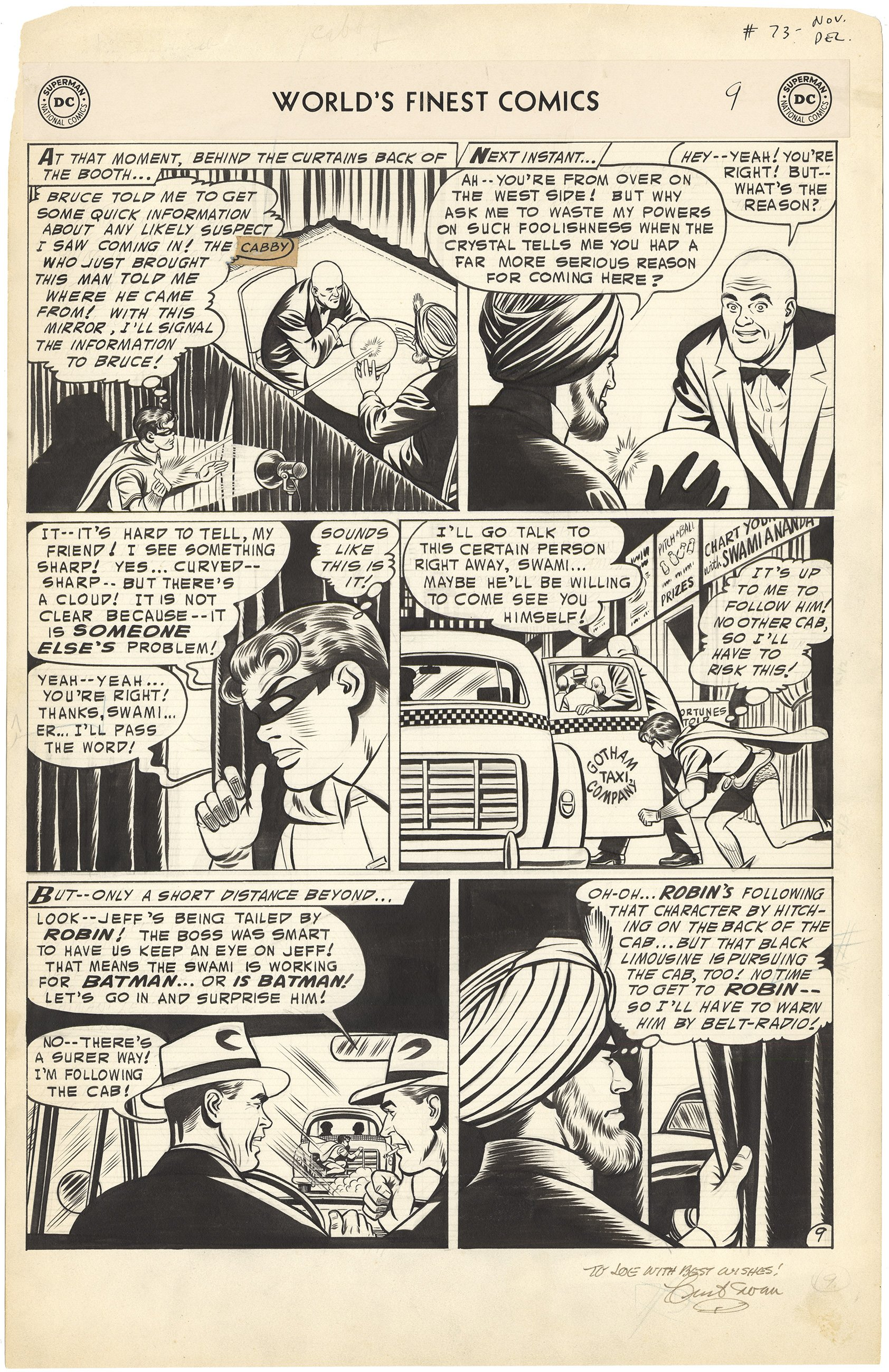 World's Finest Comics #3 p9