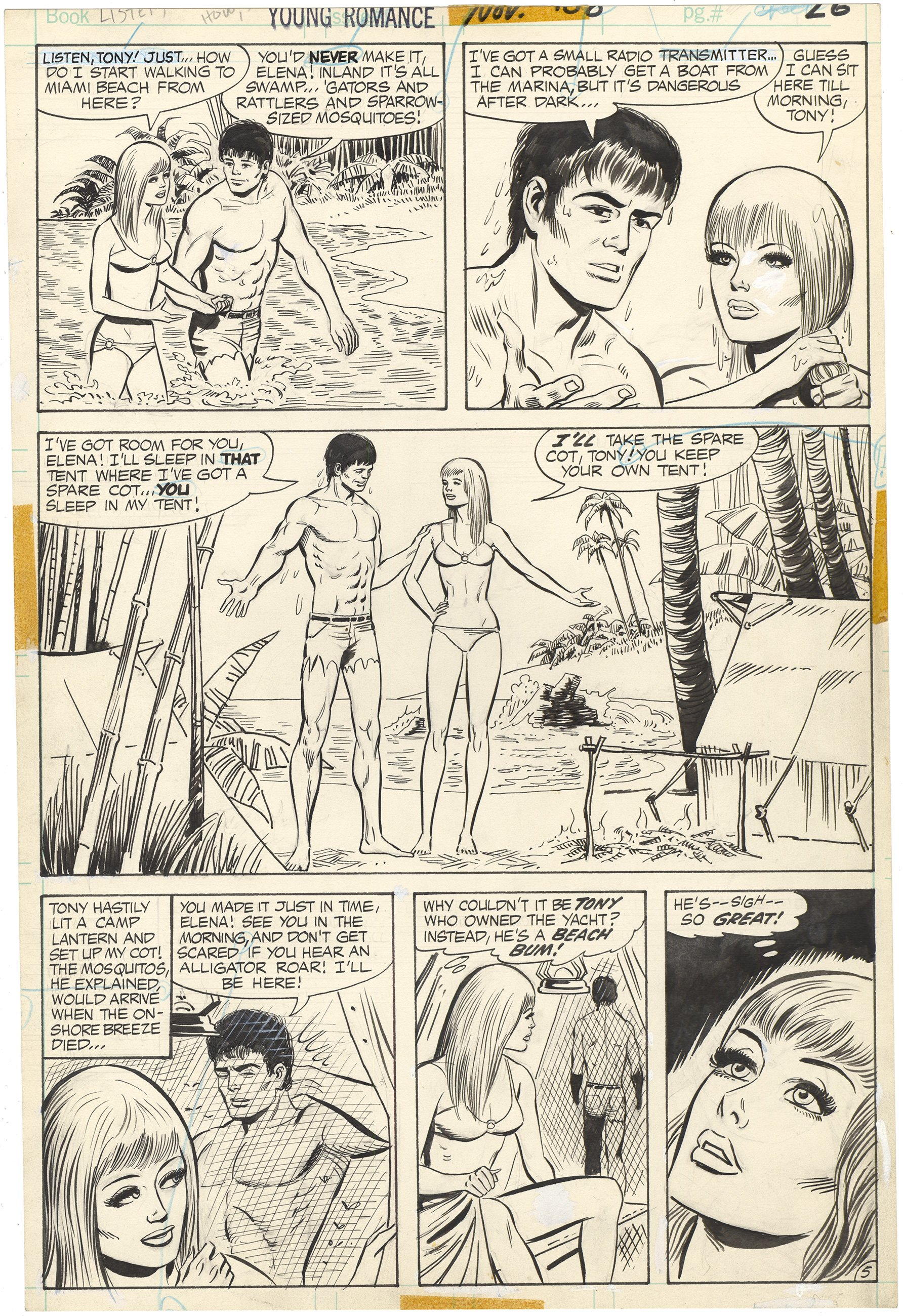 Young Romance #188 p5