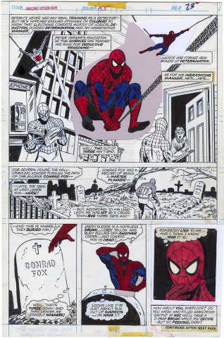 Amazing Spider-Man #155 p23