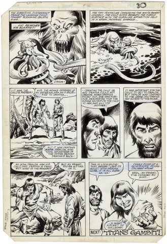 Conan the Barbarian #136 p30