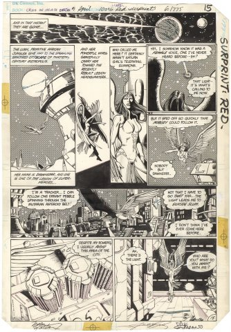 Crisis on Infinite Earths #1 p15