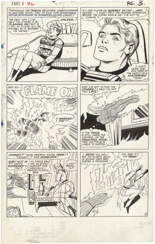Fantastic Four Issue #42 p3