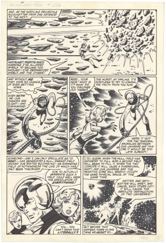Fantastic Four #256 p11 (Large Art)