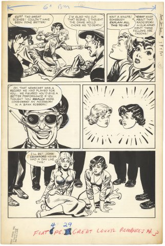 Great Lover Romances #3 p29 (Large Art)