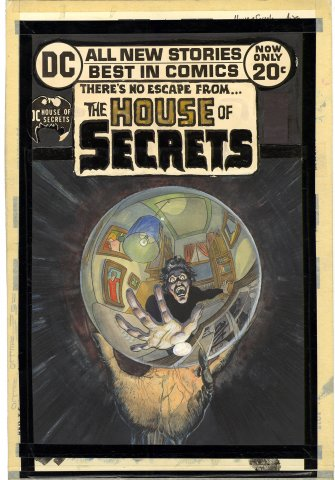 The House of Secrets #99 Cover