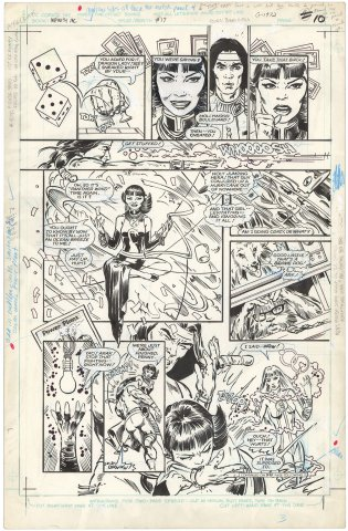Infinity Inc. #17 p10 (Large art)