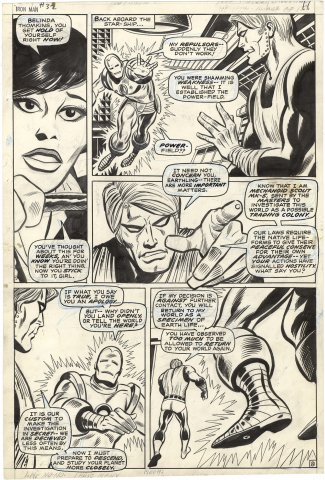 Iron Man Issue #32 p8