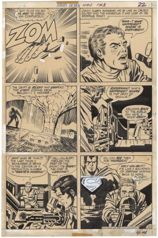 Superman's Pal Jimmy Olsen #143 p20
