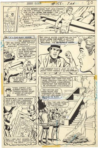 Superman's Pal Jimmy Olsen #155 p2